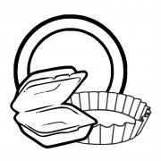 1.1.1. Тарелки, лотки, формы для выпечки