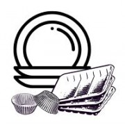 1.1.2. Наборы тарелок, форм, лотков