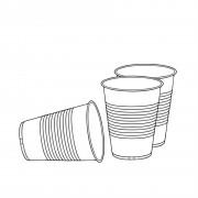 1.2.3. Стаканы из  пластика