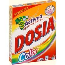 Порошок для стирки Dosia автомат 400 г Color