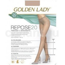 Колготки Golden Lady REPOSE 20d 4разм. nero
