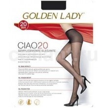 Колготки Golden Lady CIAO 20d 4разм. nero