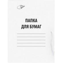 Папка архивн.с завяз.картон
