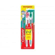 Щетка зубн.Colgate Навигатор 1+1 средняя