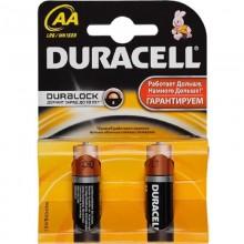 Батарейка 1шт. Duracell . AA LR6 1,5V
