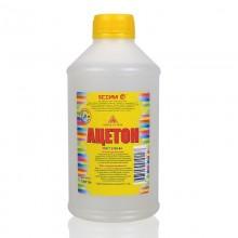 Растворитель Ацетон . 0,5л