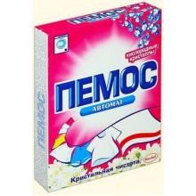 Порошок для стирки Пемос автомат 350 г для белого белья в ассортименте