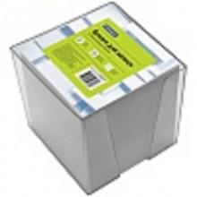 Блок д/записи . 1000л. 90х90мм белый подставка пластик арт.КБ9-10БСн