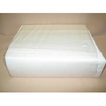 Полотенца бумажные Hayat Focus Extra 2-слойные белые 200 лист. Z-сложение
