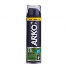 Гель для бритья Arko 200 мл Hydrate (Увлажняющий)