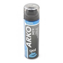 Гель для бритья Arko 200 мл Cool (Охлаждающий)