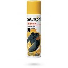 Краситель Salton чёрный для замши и нубука 300мл аэрозоль арт.42250/18