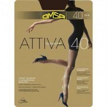 Колготки Omsa ATTIVA 40d 5-XLразм. daino