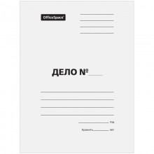 Обложка Дело А4 картон . .