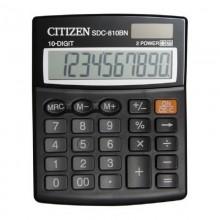 Калькулятор Citizen SDC 810BN