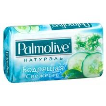 Мыло Palmolive 90 г бодрящая свежесть зеленый чай и огурец