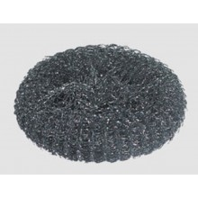 Мочалка для посуды York металл скрабер большая арт.003020