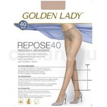 Колготки Golden Lady REPOSE 40d 2разм. melon