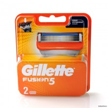 Кассета Gillette Fusion . 2шт.