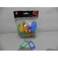 Брелок с инфо-окном в пакете арт.268449,50,51