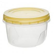 Банка д/продуктов 0,7л д/СВЧ с завинчивающей крышкой пластик без упаковки арт.С441