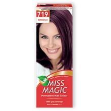 Краска д/волос Miss Magic № 719 бордо