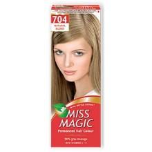 Краска для волос Miss Magic № 704 натуральный блондин