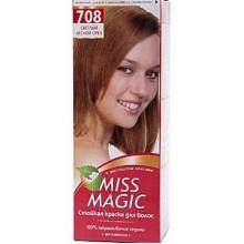 Краска д/волос Miss Magic № 708 светлый лесной орех