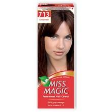 Краска д/волос Miss Magic № 713 каштан