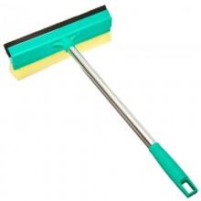 Стекломойка ручка металл 33см поролон+резина арт.444018 Гала-Центр