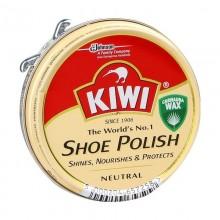 Крем д/обуви Kiwi бесцветный . 50мл банка металл .