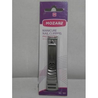 Книпсер д/ногтей Mozart ручка металл на блистере арт.NC161