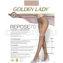 Колготки Golden Lady REPOSE 70d 2разм. fumo