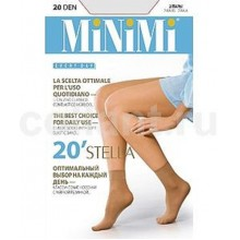Носки Minimi Stella 2 пары 20d nero