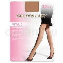 Колготки Golden Lady VITA 20d 2разм. nero