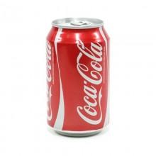 Напиток Coca-Cola . 0,33/0,355л в банке металл /24