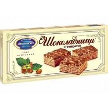 Торт вафельный Шоколадница 240/270 г в коробке /20