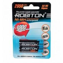 Аккумулятор 1шт. Robiton NI-MN 2850 AA 1,2V