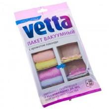 Пакет д/хранения вакуумный 1шт. 68х98см . в пакете Vetta с ароматом лаванды,жасмина арт.457-050,069