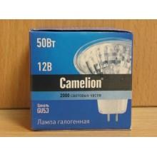 Лампа галогеновая 50Вт 12v GU5.3 (MR16)