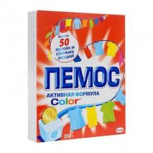Порошок для стирки Пемос автомат 350 г Color