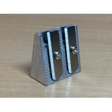 Точилка двойная . металл арт.SHM2_1611