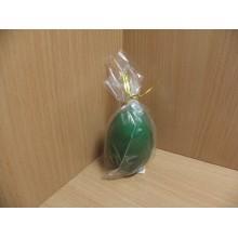 Свеча Пасхальная Яйцо зеленое Артпласт