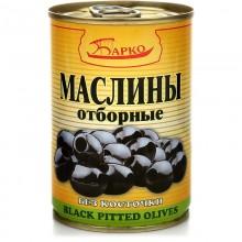 Маслины без косточки в ассортименте 280/300г банка металл /12