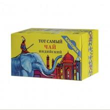 Чай чёрный Тот самый индийский листовой 100 г в коробке /40
