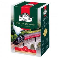 Чай чёрный Ahmad Tea Английский завтрак 200 г в коробке /12