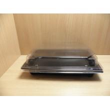 Контейнер . . 265х165х45мм д/суши полимер чёрный арт.С25Д .