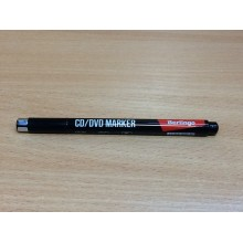 Маркер d 0,5мм д/CD,DVD черный Berlingo арт.PM6434