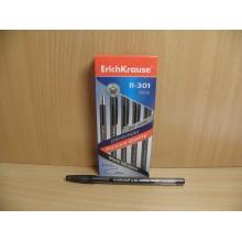 Ручка гелевая Erich Krause Original R-301 Stick чёрная стержень d 0,5мм арт.42721