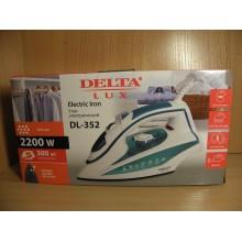 Утюг Delta Lux 2200Вт арт.DL-352
